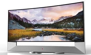 Телевизор LG за 50 тысяч евро