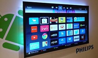Телевизоры Philips на Android