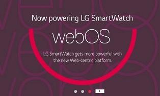 Смарт-часы на Web OS