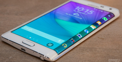Galaxy Note Edge в России
