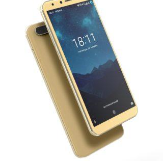 В продажу поступил первый смартфон российской компании Pixelphone M1