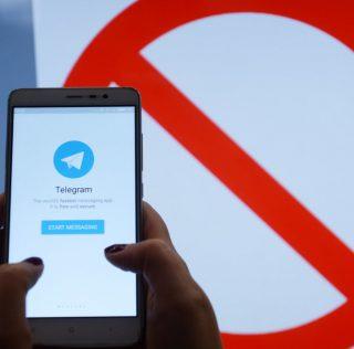 Роскомнадзор приступил к блокировке Telegram