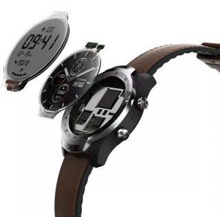 Умные часы с двумя дисплеями TicWatch Pro от Mobvoi