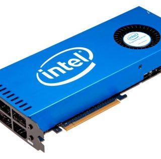 Intel начнёт выпуск своей первой дискретной видеокарты