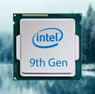 Процессоры Intel Core девятого поколения появятся в октябре 2018 года