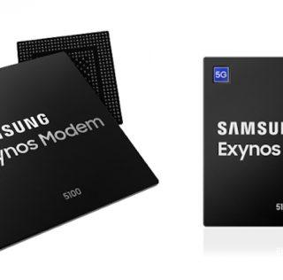 Samsung анонсировала первый в мире серийный 5G-модем
