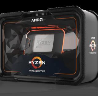 AMD официально представили процессоры второго поколения Ryzen Threadripper