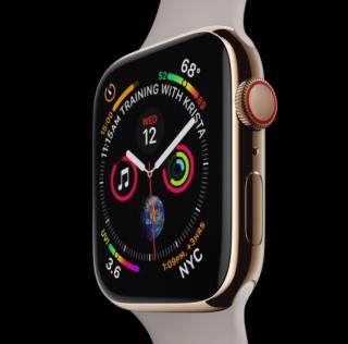 Представлены Apple Watch Series 4
