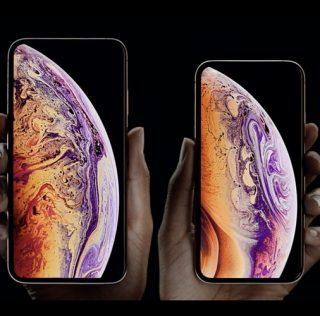 Представлены iPhone XS и XS Max
