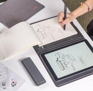 Компания Xiaomi выпустила «умный» блокнот