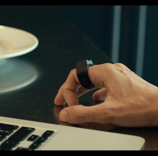 Padrone — кольцо, которое полностью заменяет компьютерную мышку