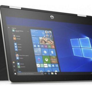 HP Pavilion x360 11 — ноутбук-трансформер с сенсорным дисплеем
