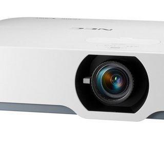 Лазерный проектор NEC P605UL