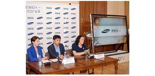 сотрудничество между Samsung Electronics и Государственным Эрмитаж ем