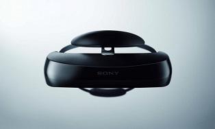 Персональный дисплей Sony для просмотра 3D-контента