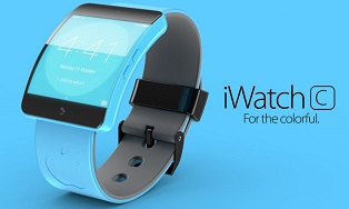 """""""Умные"""" часы Apple - iWatch C и iWatch S"""