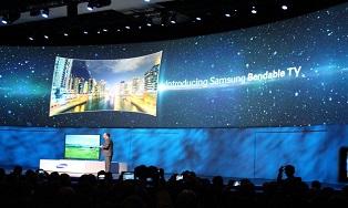 Samsung представила в ходе CES 2014 свои Ultra HD TV