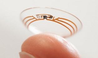 """Google разрабатывает """"умные"""" контактные линзы"""