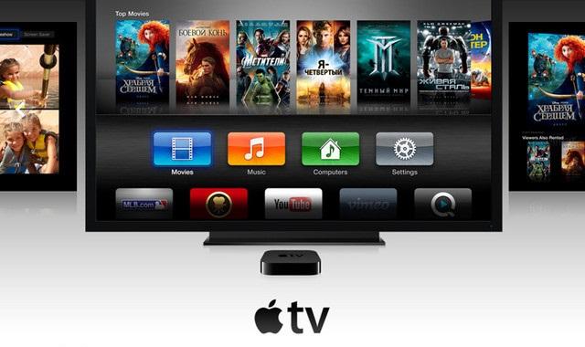 Приставка Apple TV превратится в игровую консоль