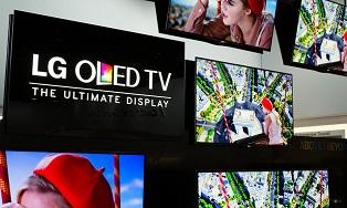 Компания LG - лидер на рынке OLED и Ultra HD TV