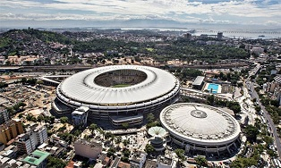 Чемпионат мира в Бразилии покажут в разрешении 4К и 8К