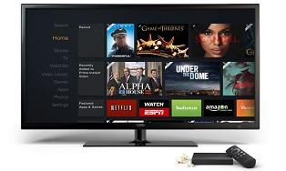Amazon вскоре начнет продажи Fire TV в Европе