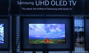 Samsung останавливает производство OLED-телевизоров