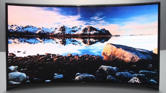В Большом театре показали новые Ultra HD телевизоры Samsung
