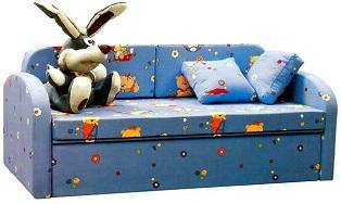 Современные диваны для детской комнаты