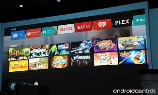 Android TV — новый центр развлечений от Google