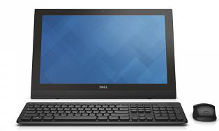 Переносной моноблок с тачскрином от Dell Компания показала моноблок, который можно при желании использовать как планшет. Огромный планшет. Диагональ Dell Inspirion 3000 19,5 дюймов. Разрешение при этом всего лишь 1280х720 точек. Главная особенность — работа от встроенного аккумулятора. Если свет отключили или вы захотите поносить громадину с собой, то на это у вас будет до 6 часов. Конечно, при условии очень щадящего режима. В плане железа новинка не восхищает: 2 или 4 гигабайта оперативки, Celeron N2830 или Pentium N3530 и половинка гигабайта для хранения данных. Зато цена радует: базовые модели без тачскрина будут продавать за 350 долларов, а с сенсорным экраном за 450. За увеличенный объем памяти придется немного доплатить.