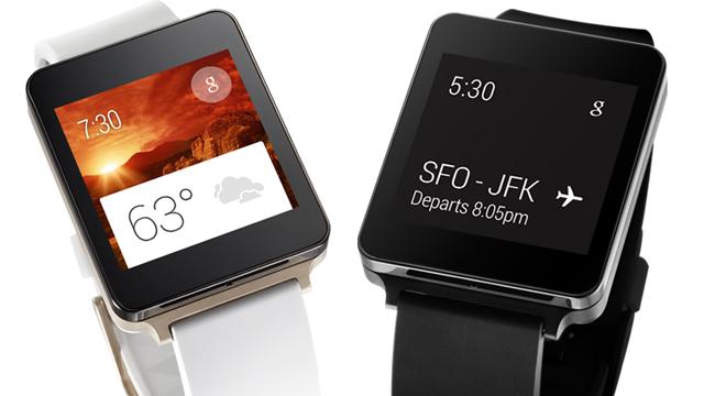 В 12 странах открыли предзаказ на LG G-Watch