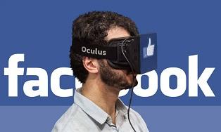 Oculus VR – новое приобретение Facebook