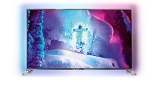 Philips представляет новый телевизор девятой серии