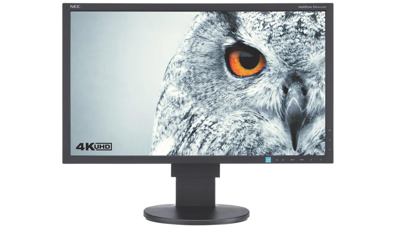 Новый 4К монитор NEC для тех, кто работает с графикой