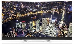 LG готовит к продаже 65-дюймовую OLED UHD панель