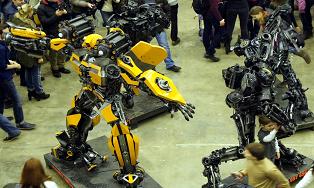 В Японии состоится сражение между самыми мощными роботами