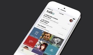 Talko. бизнес-мессенджер для iPhone