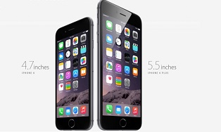 Компания Apple разместила данные о небывалых объемах предзаказов на обновленные модели iPhone