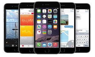 iOS 8 большим спросом не пользуется