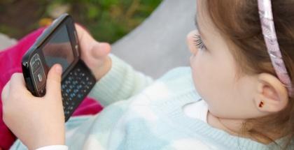мобильные средства в жизни детей