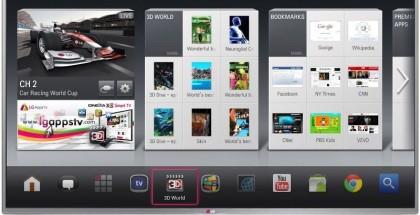 Обзор FullHD телевизора на базе WebOS LG 42LB650V