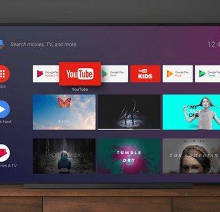 Новая версия прошивки на основе Android 8 Oreo для телевизоров Sony Bravia 4K 2015 года